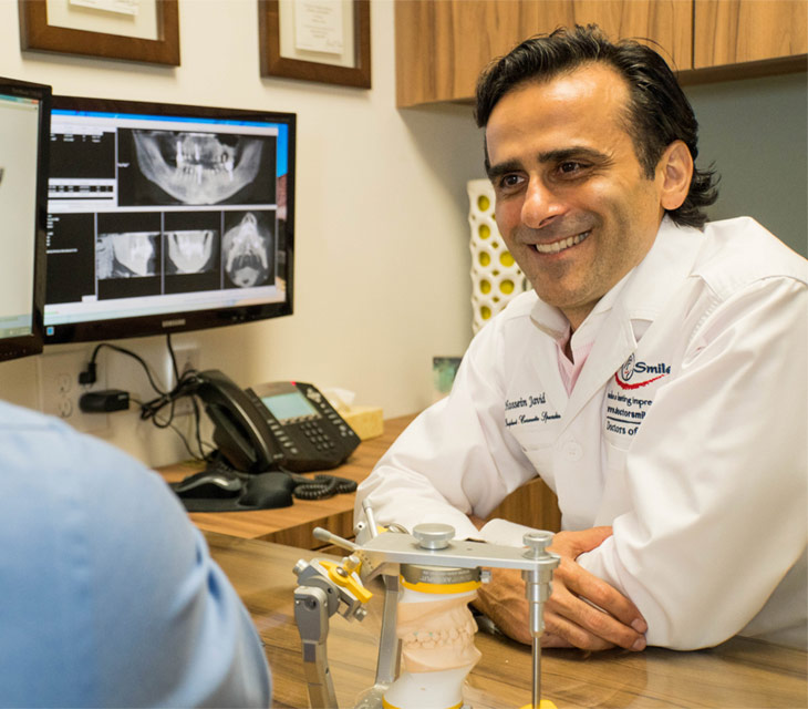 photo of Hossein Javid, DDS